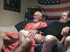 Old Man. Porno tube klip